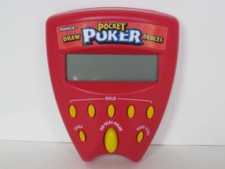 Pocket Poker (1999) - Handheld Game